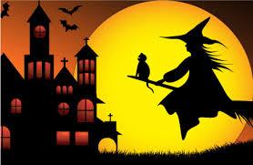 Halloween party a felső tagozatosoknak @ IKSZT-Faluház