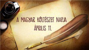 A Magyar Költészet Napja @ Kónyi Deák Ferenc Általános Iskola és Alapfokú Művészeti Iskola
